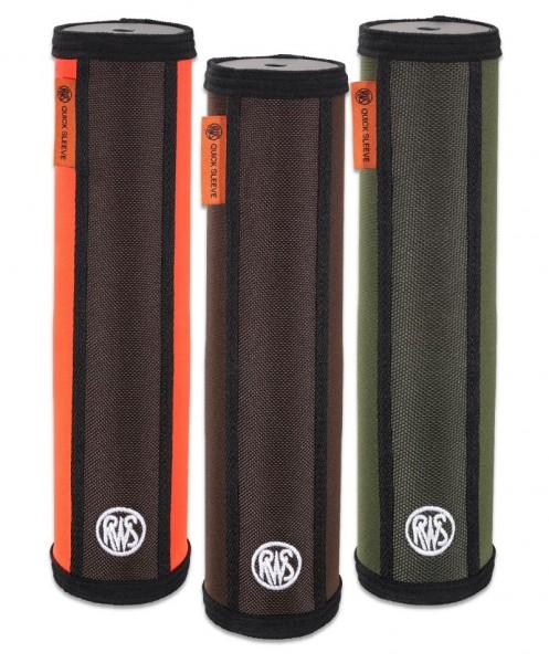 RWS Quick Sleeve by Niggeloh oliv/braun/orange