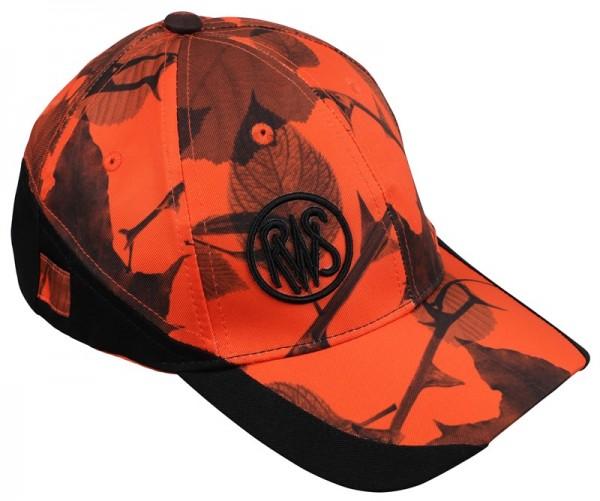 RWS Cap Camouflage-orange